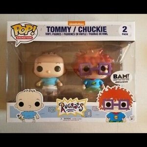 BAM Exclusive Tommy and Chucky Funko